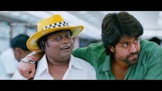 ಸೀರೆ ಎಷ್ಟು ಕೊಟ್ಟು ತೊಕೊಂಡ್ರೆ ಏನು, ಫಸ್ಟ್ ನೈಟ್ ಅಲ್ಲಿ ಗಂಡ ಬಿಡ್ತಾನಾ? Sadhu Kokila New Movie Comedy Scenes