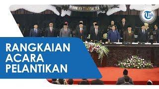 Rangkaian Acara Pelantikan Jokowi-Ma'ruf Hari Ini sebagai Presiden dan Wakil Presiden Terpilih