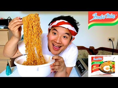 Eating Show :: Indomie Goreng