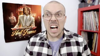 The Needle Drop - Polo G - Hall of Fame ALBUM REVIEW