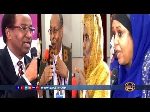 Halkan Ka Daawo Barnaamijka Dood Adag oo Dhex Martay Somaliland iyo Soomaaliya