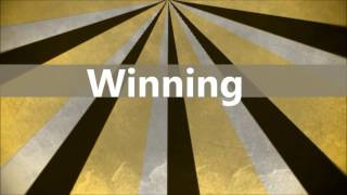 Charles Jenkins - Winning (Lyrics)
