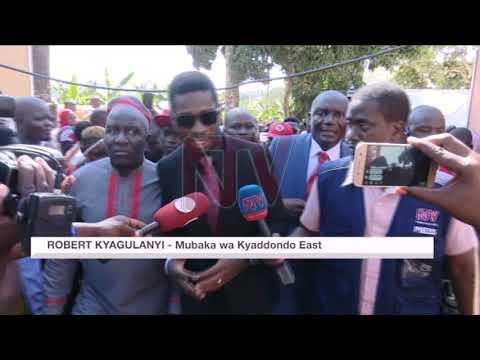 MED KAGGWA WEERABA : Bangi bamusiimye, poliisi eridde matereke n'aba Bobi Wine