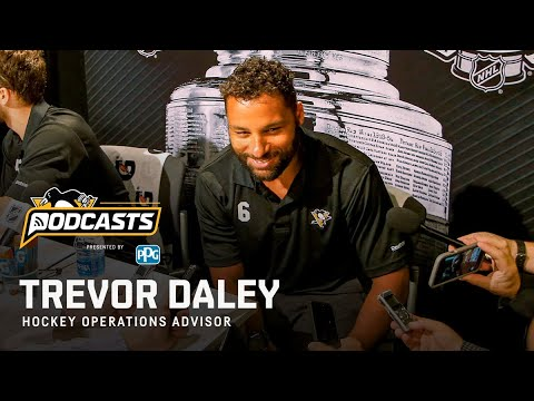 Trevor Daley on The Scoop   Pittsburgh Penguins Podcast