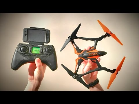 Dromida Vista FPV Review - TheRcSaylors