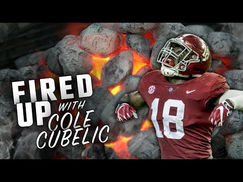 At Alabama it's 'Next Savage Up' | Fired Up with Cole Cubelic