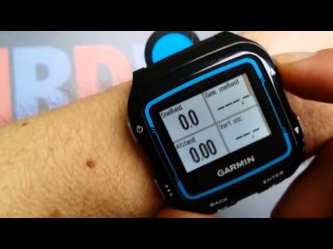 Garmin 920XT in depth
