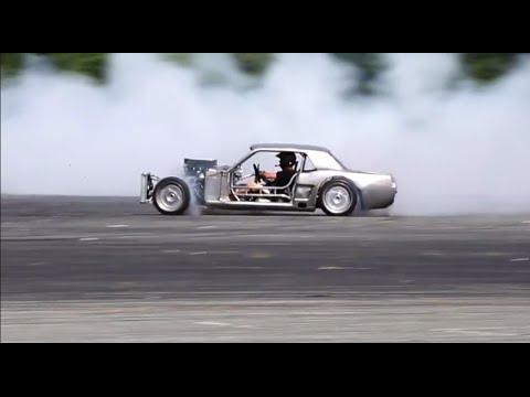 Inainte de Gymkhana 7, Ken Block testeaza sistemul AWD al Ford-ului Mustang