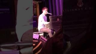 Jon McLaughlin - Until You Got Love - #IndianaTour2017 Boston MA