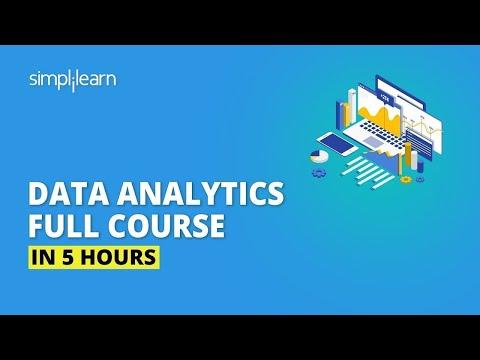 Data Analytics Full Course In 5 Hours | Data Analytics For Beginners ...