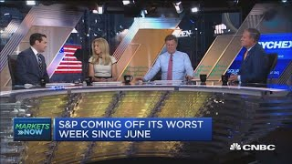 Markets getting nervous in absence of new fundamental news, says strategist