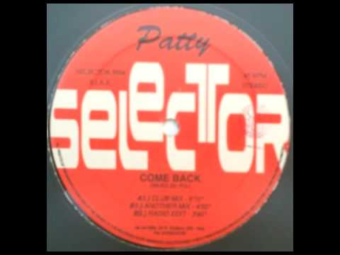 Patty - Come Back (Another Mix)