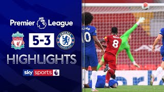 SUBSCRIBE ► http://bit.ly/SSFootballSub PREMIER LEAGUE HIGHLIGHTS ► http://bit.ly/SkySportsPLHighlights Highlights from the Premier League as Liverpool took all three-points in an eight-goal thriller that saw Naby Keita open the scoring with a stunning strike and Roberto Firmino score his first home goal of the season.  Watch Premier League LIVE on Sky Sports here ► http://bit.ly/WatchSkyPL ►TWITTER: https://twitter.com/skysportsfootball ►FACEBOOK: http://www.facebook.com/skysports ►WEBSITE: http://www.skysports.com/football  MORE FROM SKY SPORTS ON YOUTUBE: ►SKY SPORTS CRICKET: https://bit.ly/SubscribeSkyCricket ►SKY SPORTS BOXING: http://bit.ly/SSBoxingSub ►SOCCER AM: http://bit.ly/SoccerAMSub ►SKY SPORTS F1: http://bit.ly/SubscribeSkyF1
