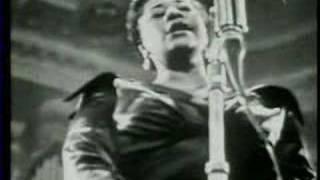 Ella Fitzgerald, Amsterdam 1957 Angel Eyes