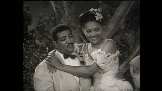 Paper Doll (1942) - The Mills Brothers With Dorothy Dandridge