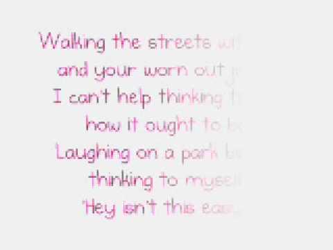 You Belong With Me Lyrics- Taylor Swift