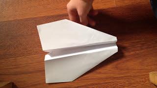 avion en papier qui vole longtemps et loin videos. Black Bedroom Furniture Sets. Home Design Ideas