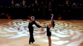 WDSF Cambrils - International Latin - Final - Artem Semerenko & Svitlana Sovetchenko - solo rumba