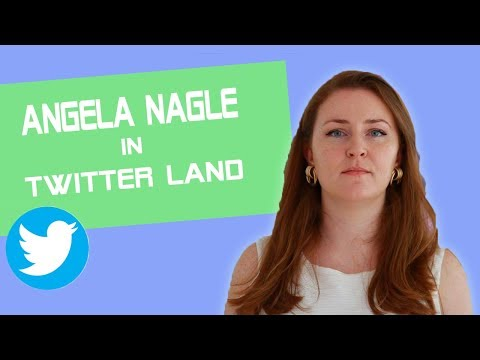 Angela Nagle (and the left) in Twitterland