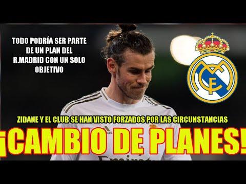 EL CAMBIO DE PLANES DEL REAL MADRID CON GARETH BALE