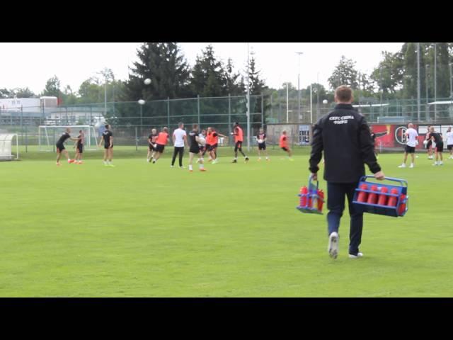Fotbalový kemp 2016  - SK Slavia Praha