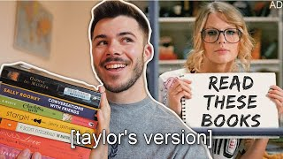 I read every book Taylor Swift has recommended and baby now we've got bad blood