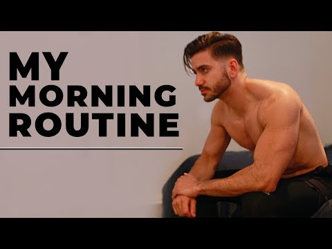 MY MORNING ROUTINE | Healthy Men's Morning Routine 2018 | ALEX COSTA