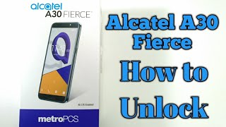 how to unlock alcatel phone for free - Kênh video giải trí