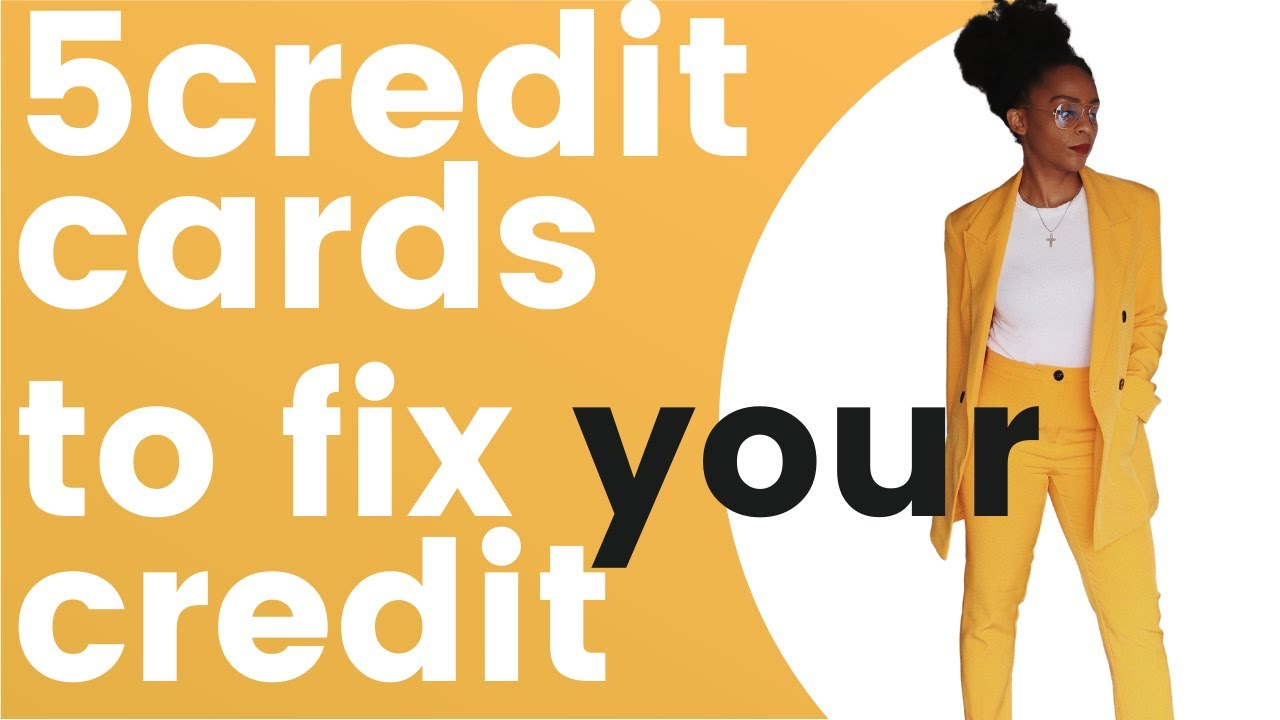 Finest Credit Cards For Bad Credit 2021 thumbnail