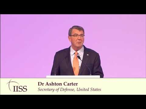 Shangri La Dialogue: Ash Carter strikes determined, reasonable tone