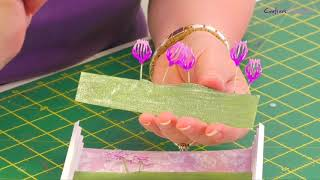 Gemini Create a Card Build a Scene - Enchanted Garden Tutorial