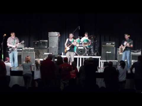 Forever & Counting. . . - The Contender (LIVE @ Music In Our Veins 2012)