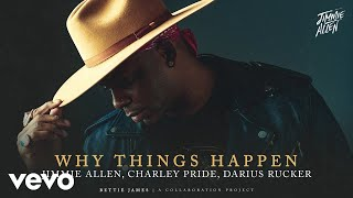 Jimmie Allen Why Things Happen