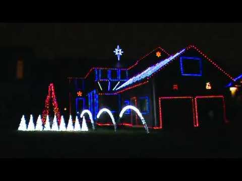 Sandstorm Techno 2010 - Mattson Lights - Computerized Christmas Lights