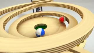 Marble Run, Quadrilla Animation