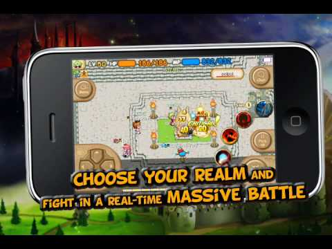 IMO : The World of Magic IOS