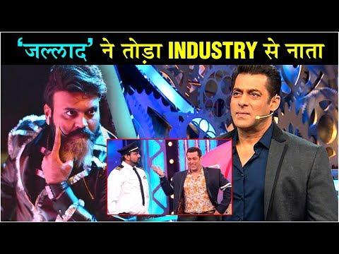 Bigg Boss 13 | Salman Khan's Angry Man Jallad LEAV