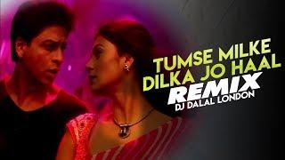 Tumse Milke Dilka Jo Haal Remix Dj Dalal London Dj Krit  Latest Dj Gana Sonu Nigam