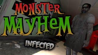 Monster Mayhem - Infected (Garry's Mod)