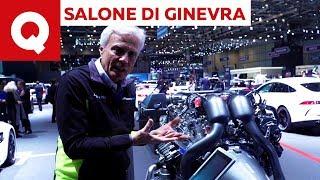 A lezione da Paolo Massai: i motopropulsori (parte 3) @ Salone di Ginevra 2018   Quattroruote