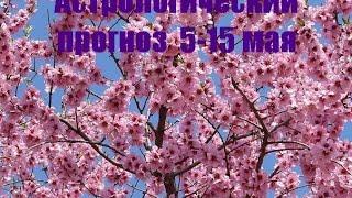 Прогноз до 15 мая и 3 композиции полнолуния