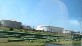 preview picture of video 'Seria Crude Oil Terminal'