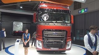 Ford F-Max 4x2 Tractor Truck (2019) Exterior and Interior
