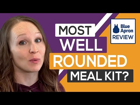 👩‍🍳 Blue Apron Review: Unboxing, Recipes & Meals (Taste Test)