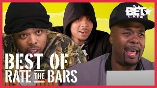 G Herbo, Memphis Bleek & More Rate 9 Of Weakest Bars They've Ever Heard | Best Of Rate The Bars