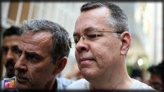 US Pastor in Turkish Custody Gets BAD NEWS