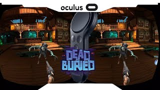 SBS 1080p► Dead and Buried com Gear VR Controle • Samsung Gear VR 2018