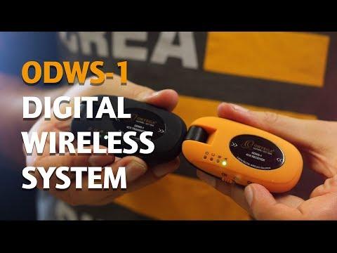 ORTEGA GUITARS | ODWS-1 Digital Wireless System (Useful Helpers Series)