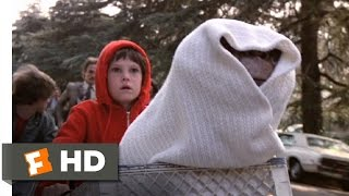 Ride in the Sky - E.T.: The Extra-Terrestrial (9/10) Movie CLIP (1982) High Quality Mp3