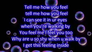 Joy Enriquez - Tell me how you feel Lyrics